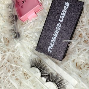 20mm eyelash strips